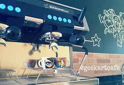 Geek Art Cafe