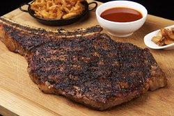 Columbian Rubber Rib Steak