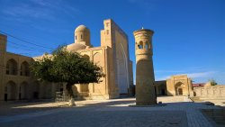 Chor-Bakr necropolis