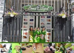 Lona Home Spa