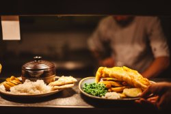 Fish and Chip Friday only £7.95