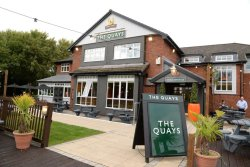 Quays, Hungry Horse