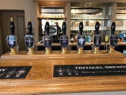 Tintagel Brewery Visitor Centre & Cafe
