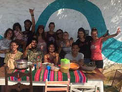 Moksha Yoga and Surf Hostel Huanchaco