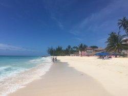 Fab beach visit