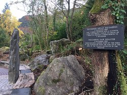 Dolgarrog Dam Disaster Memorial