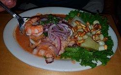 Natalie Peruvian Seafood Restaurant