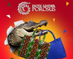 Porosus Exotic Leather Shop