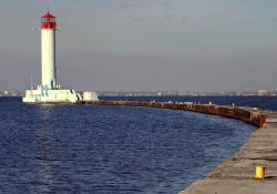 Vorontsov Lighthouse