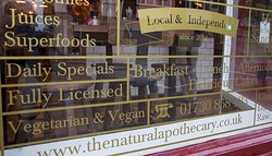 ‪The Natural Apothecary Health Food Shop and Cafe‬