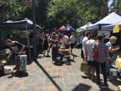 Potts Point Sunday Markets