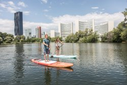 Stand Up Paddling & Kayak Center Wien