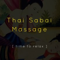 Thai Sabai Massage