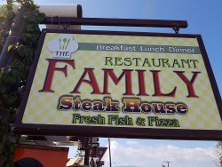 The Family Restaurant