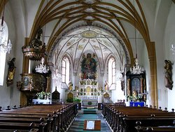 Kath. Pfarrkirche Mariae Himmelfahrt