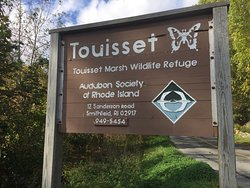 Touisset Marsh Wildlife Refuge