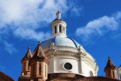 La Catedral de la Inmaculada Concepcion de Cuenca