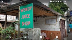 Wendy Juice Shop