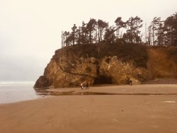 Hug Point State Recreation Site