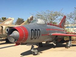 Hatzerim Israel Airforce Museum