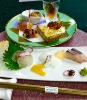 Hotel New Hiroden Lounge Flower