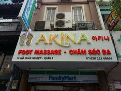 Akina Spa & Massage