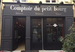 Comptoir du Petit Bourg