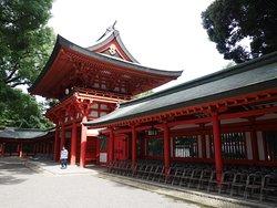 Kuil Musashi Ichinomiya Hikawa