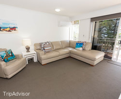 The Two Bedroom Superior at the Burleigh Mediterranean Resort
