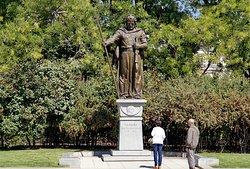 Monument of Tsar Samuil