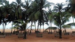 Lome Beach(Plage de sable fin de Lome)