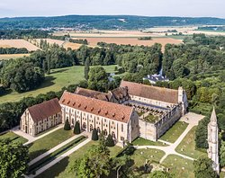 Royaumont - Royal and Cistercian abbey
