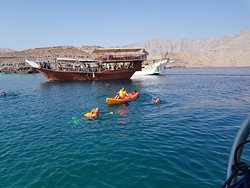 Khasab Sands Tours