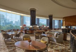 Tiffin Lounge (Grand Hyatt Hong Kong)