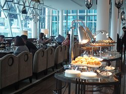 My Amazing Afternoon Tea Experience at the Landing Point