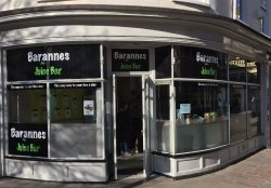 Barannes Coffee & Juice Bar