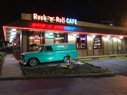 Rock N Roll Cafe