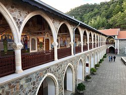 Kykkos Monastery Troodos