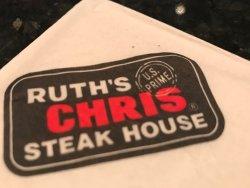 Ruth's Chris!!