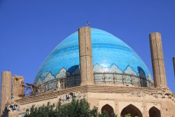 Dome of Soltaniyeh (Soltaniyeh Cupola)