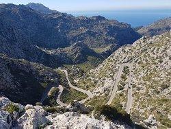 La Carretera de Sa Calobra (MA 2141)