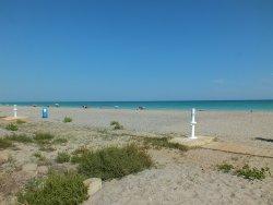 Playa de Corinto-Malvarrosa