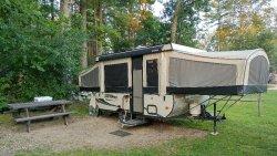 Sunsetview Campground Monson Mass