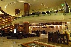 Halle des Hotels
