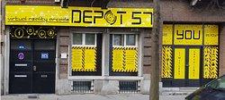DEPOT57 Virtual Reality Arcade