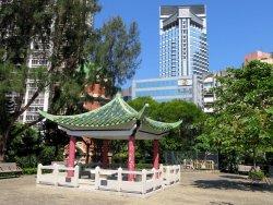 讯号山花园