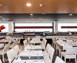 Restaurant at the Hotel Augustus