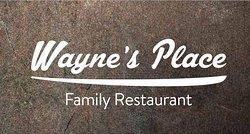Wayne's place