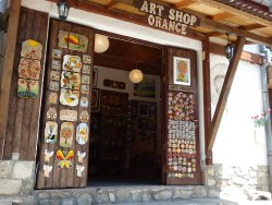 Art Shop Orange