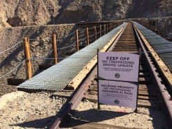 Goat Canyon Trestle Bridge